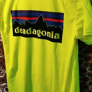 Grateful Dead Deadagonaia Shakedown Lot T-shirt M